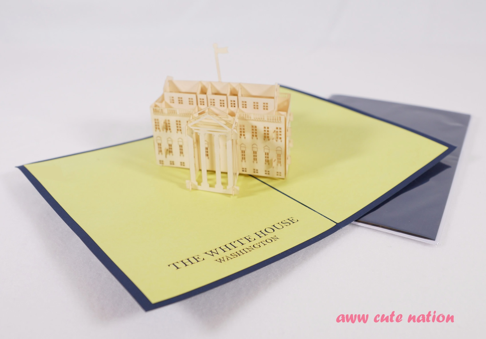One Special Birthday Cake Aww Cute Nation – Birthday Card from White House